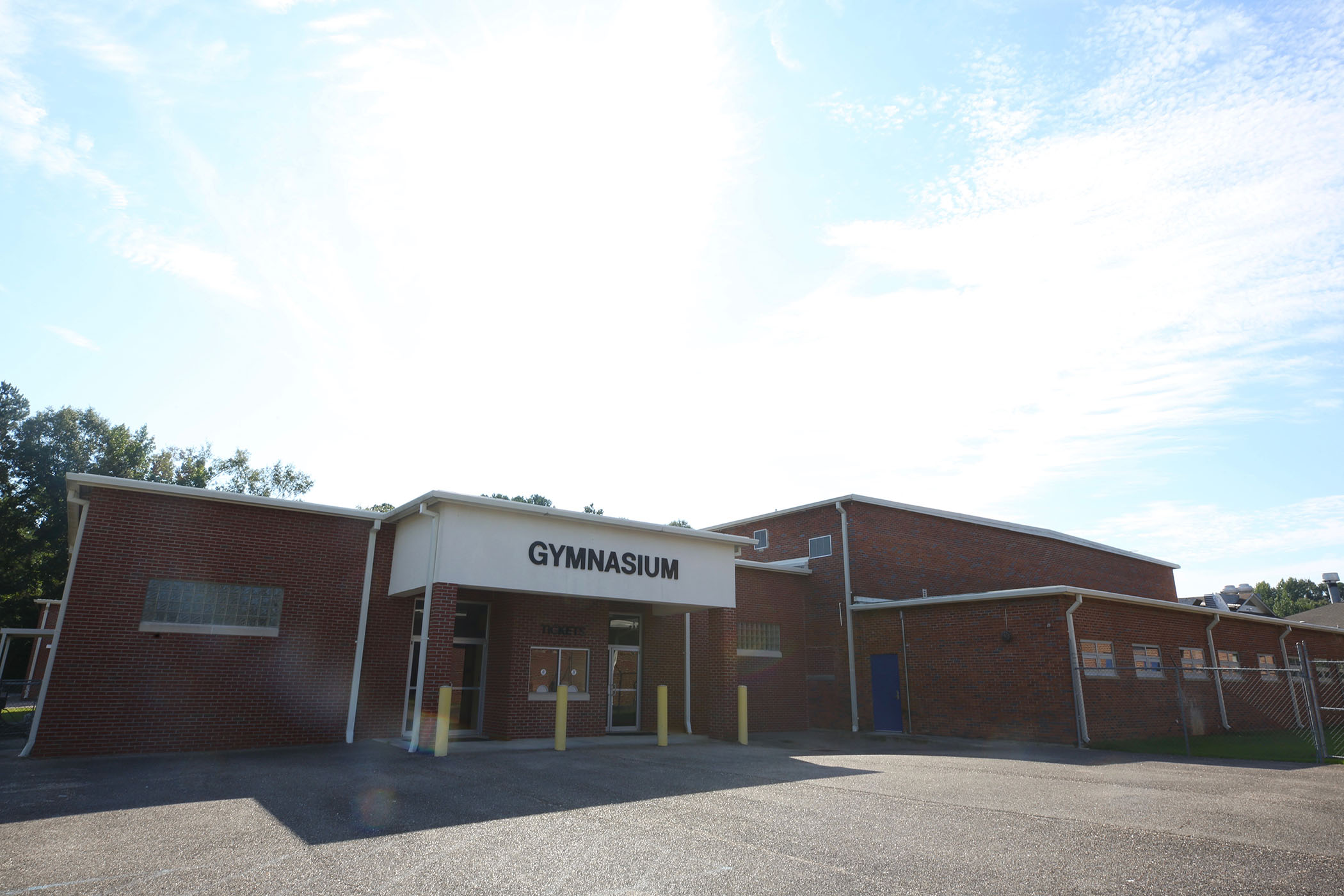 Quitman Junior High Gymnasium