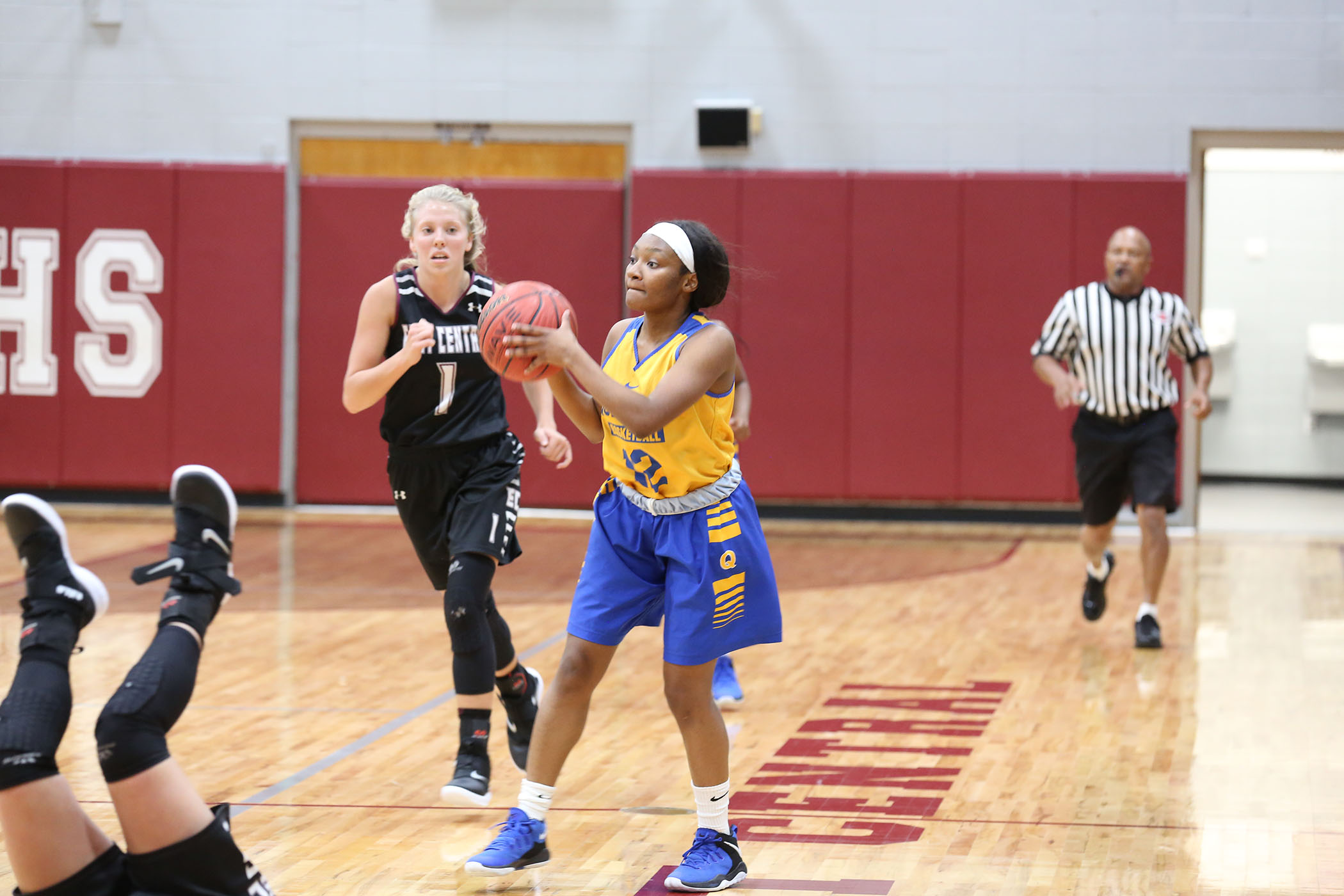 Raven plays for the Lady Panthers.