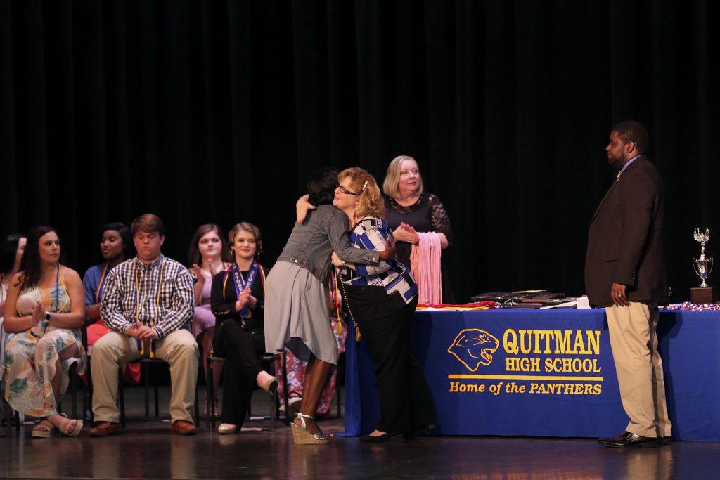 QHS celebrates student success on Awards Night.