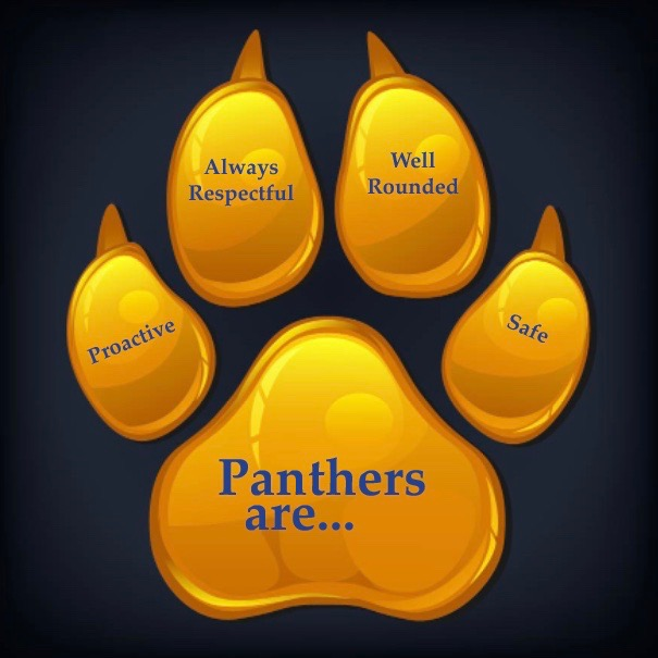 Panther paw describes the expectations.