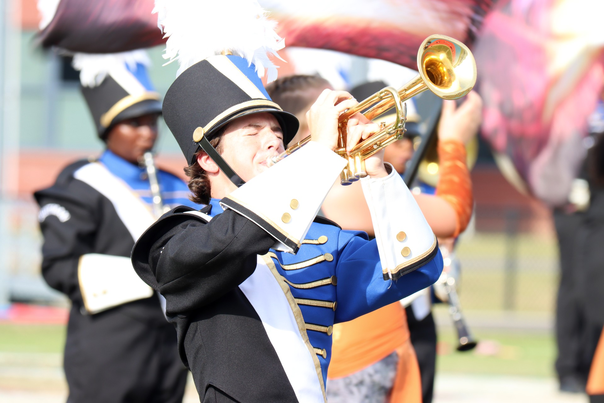 Band contest